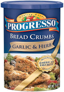 Progresso Garlic & Herb