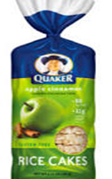 Quaker Gluten Free Apple Cinnamon