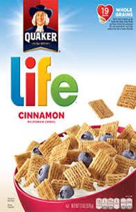 Quaker Life Cinnamon