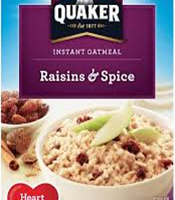 Quaker Raisin & Spice