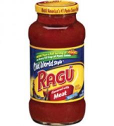 Ragu Meat Sauce