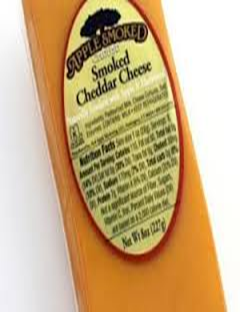 Red Apple Cheese Apple Smoked Cheddar Cheese
