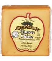 Red Apple Cheese Apple Smoked Gruyere Cheese