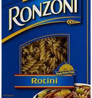 Ronzoni Rotini No75