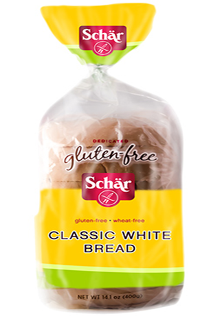 Schar Gluten Free Hearty White Bread