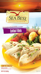 Sea Best Cat Fish Fillets