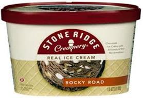 Stone Ridge Rocky Road Ice Cream