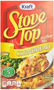 Stove Top Corn Bread