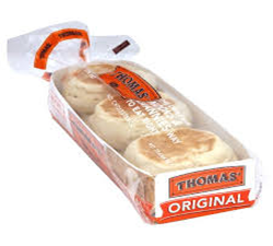 Thomas Original English Muffins