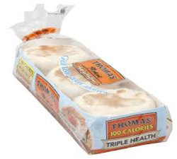 Thomas Triple Health English Muffins