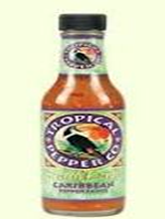 Tropical Pepper Caribbean Sauce