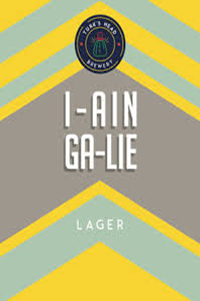 Turks Head I-AIN-GA-LIE Lager Beer