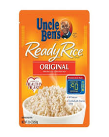 Uncle Bens Ready Rice Original