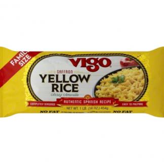 Vigo Saffron Yellow Rice