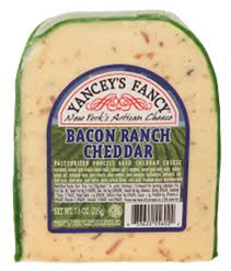 Yancey's Fancy Bacon Ranch Cheddar Cheese
