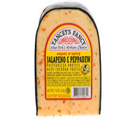 Yancey's Fancy Sweet & Spicy Jalapeno & Peppadew