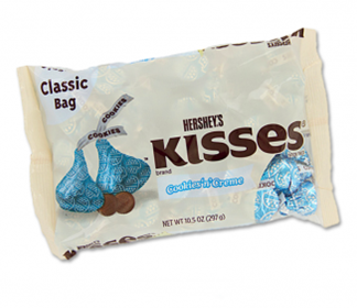 Kisses Cookies N Cream